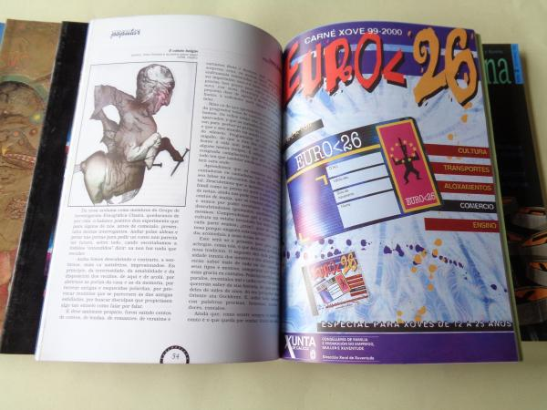 FADAMORGANA. Revista galega de Literatura Infantil e Xuvenil. Números 1 - 2 - 3 - 4 - 5 - 6 - 7 - 8