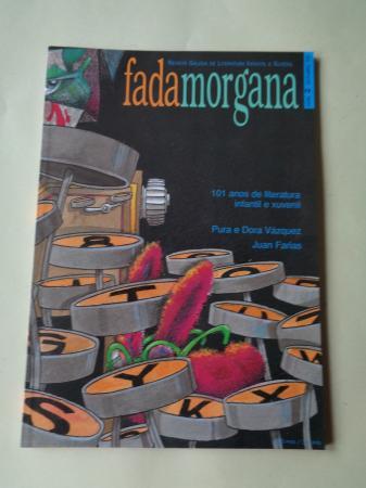 FADAMORGANA. Revista galega de Literatura Infantil e Xuvenil. Número 2. Outubro 1999