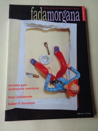 FADAMORGANA. Revista galega de Literatura Infantil e Xuvenil. Número 7. Inverno 2000-2001