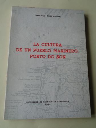 La cultura de un pueblo marinero, Porto do Son
