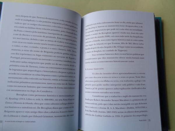 As orixes do pobo de Breogán no `Leabhar gabhála´