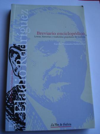 Breviario enciclopédico. Letras, historias e tradicións populares de Galicia