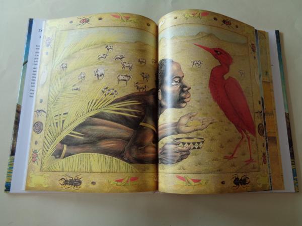 Reis, deuses e espíritos da mitoloxía africana