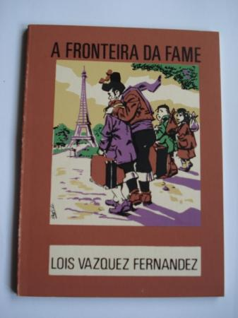 A fronteira da fame. Colección O moucho, nº 57