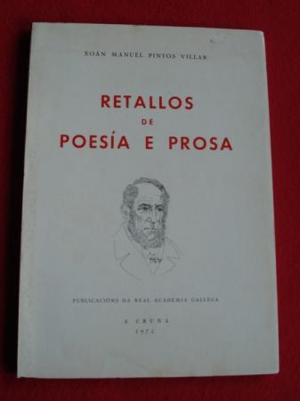 Retallos de poesía e prosa