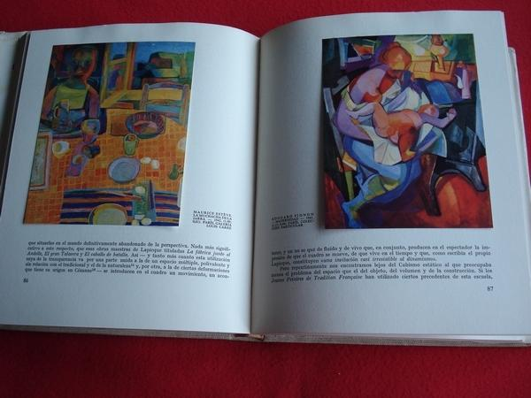 La Pintura Francesa. TOMOS I y II:  Pintores del siglo XX de la escuela de París