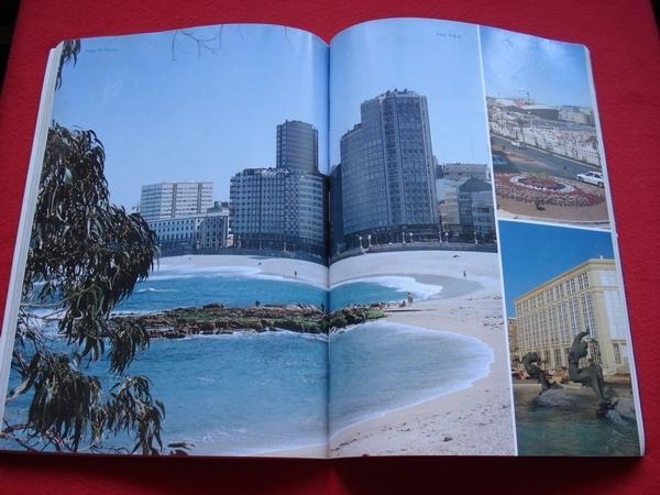 La Coruña. Paraiso del turismo. Verano 1990. Publicación anual