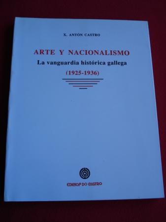 Arte y Nacionalismo. La vanguardia histórica gallega (1925-1936). Ver fotografía del índice
