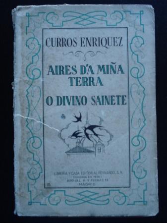 Aires d´a miña terra / O divino sainete