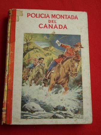 Policía Montada del Canadá.
