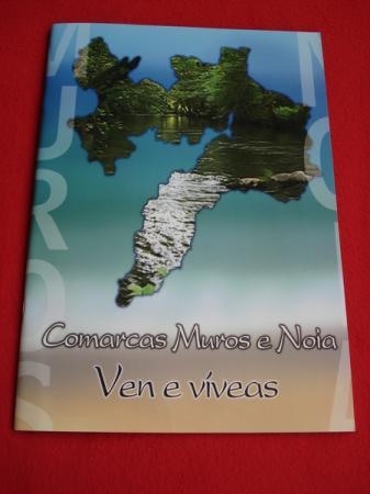 Comarcas Muros e Noia, Ven e víveas. Libro + DVD