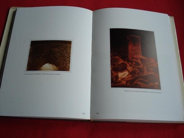 Orellana 1945-1975. Ejemplar firmado por el pintor. (Texto en español e italiano). En estuche de forrado en tela palma.