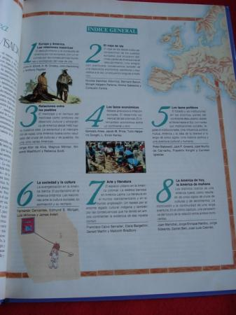 Europa - América 1492-1992. La Historia revisada