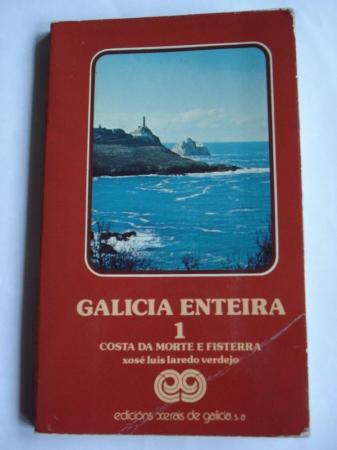 Galicia enteira 1. Costa da morte e Fisterra