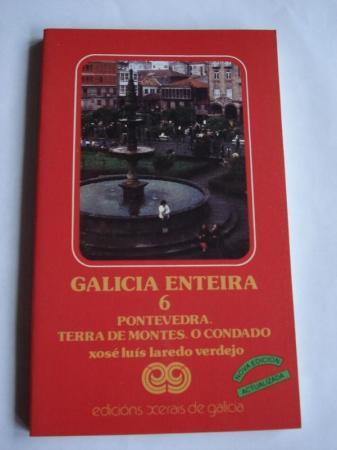 Galicia enteira 6. Pontevedra - Terra de Montes - O Condado. 4ª edición actualizada