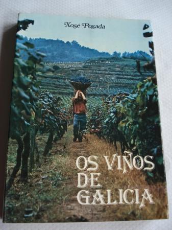 Os viños de Galicia