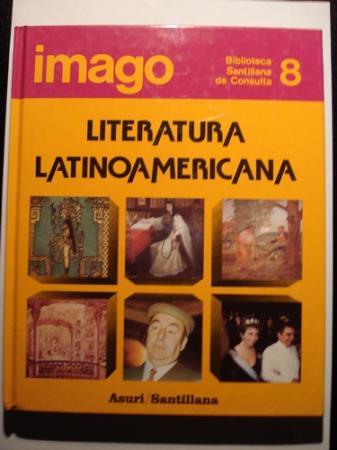 Imago nº 8. Literatura Latinoamericana