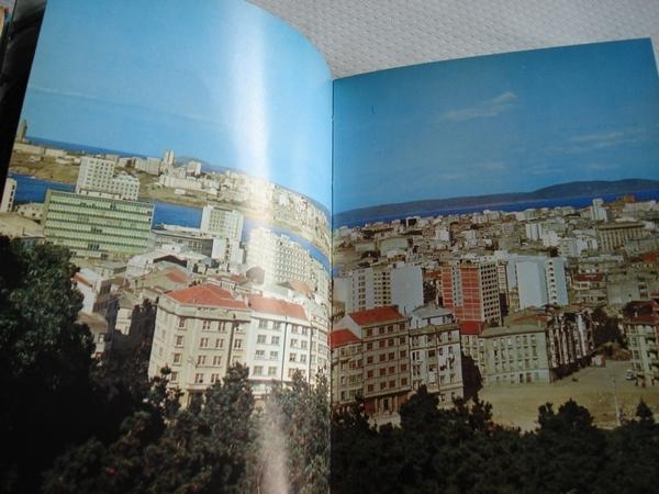La Coruña. Edición española a color
