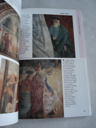 Piero della Francesca. O compás e mailo pincel: a alma racional do Quattrocento italiano (Art Book)