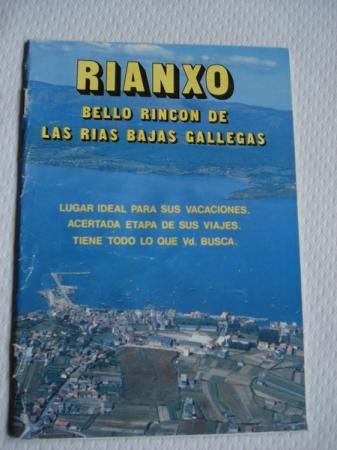 Rianxo. Bello rincón de las Rías Bajas gallegas