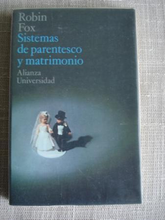 Sistemas de parentesco y matrimonio