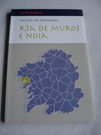 Galicia en comarcas. Ría de Muros e Noia