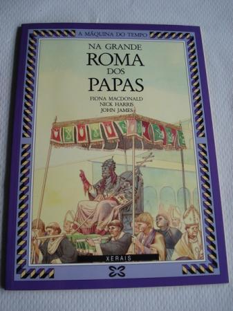 Na grande Roma dos Papas