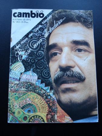 Diez horas con García Márquez. Érase una dictadura...