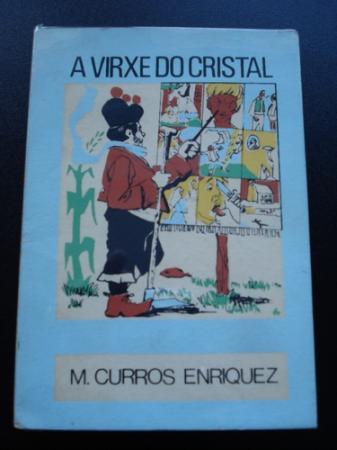 A Virxe do Cristal. Colección O Moucho, nº 12 (1969)
