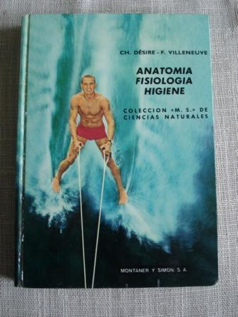 Anatomía, fisiología, higiene