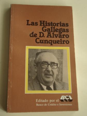 Las Historias Gallegas de D. Álvaro Cunqueiro