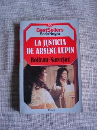 La justicia de Arséne Lupin