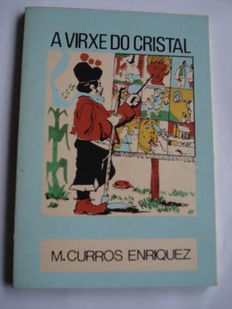 A Virxe do Cristal. Colección O moucho, nº 12 (3ª ed. / 1973)