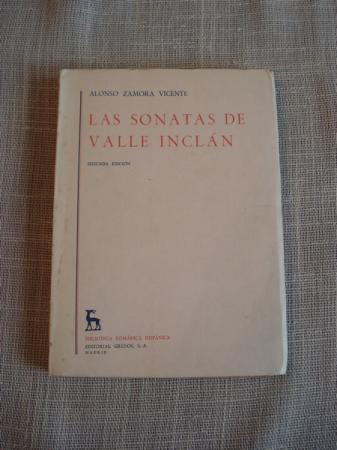 Las sonatas de Valle-Inclán