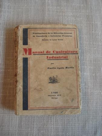 Manual de cunicultura industrial