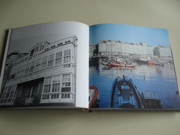 O libro das galerías galegas