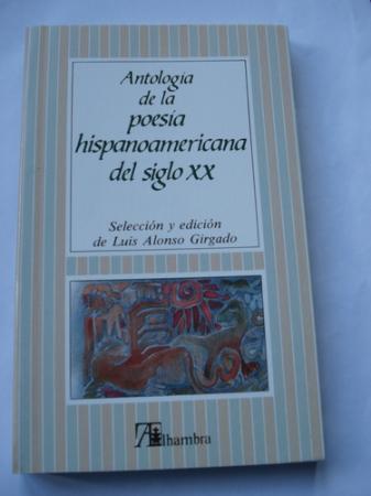 Antología de la poesía hispanoamericana del siglo XX