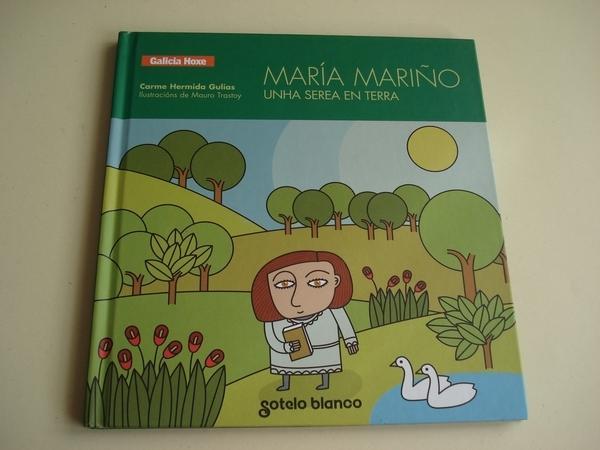 María Mariño, unha serea en terra