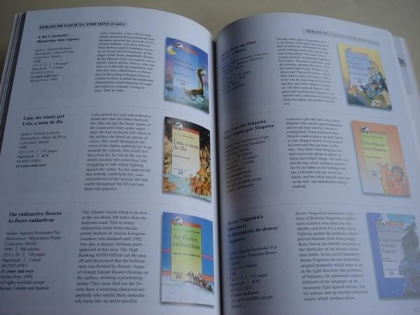 Children´s books from Galicia . Rigths 1999 - Writers - Illustrators - Publishers (catálogo de publicacións)