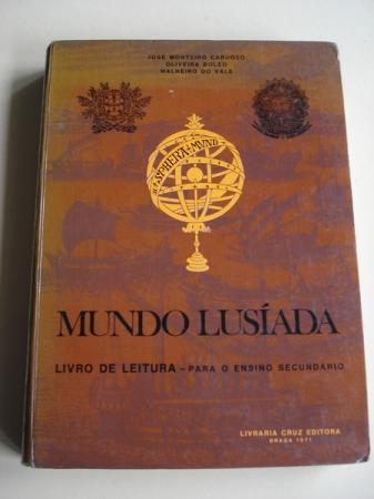 Mundo Lusíada. Livro de leitura para o ensino secundário
