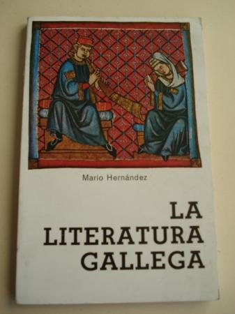 Breve introducción a la literatura gallega (1200-1936)