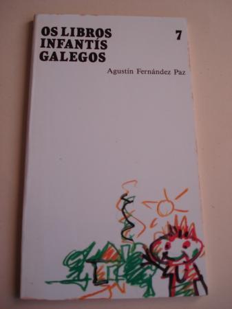 Os libros infantís galegos