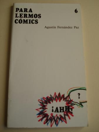 Para lermos cómics