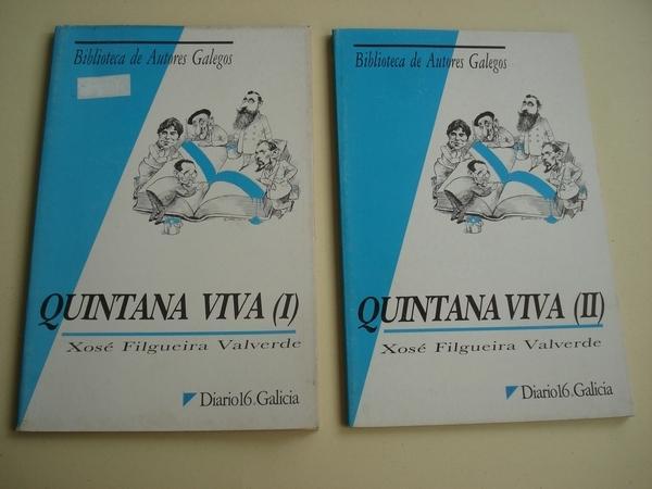 Quintana viva. Volumes I e II