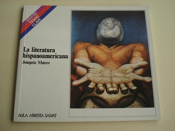 La literatura hispanoamericana
