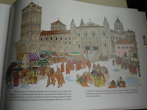 Los orígenes de Compostela. Una historia dibujada