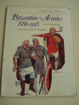Byzantine Armies 886-1118 (Texto en inglés)