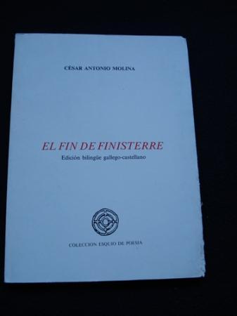 El fin de Finisterre. Edición bilingüe gallego-castellano
