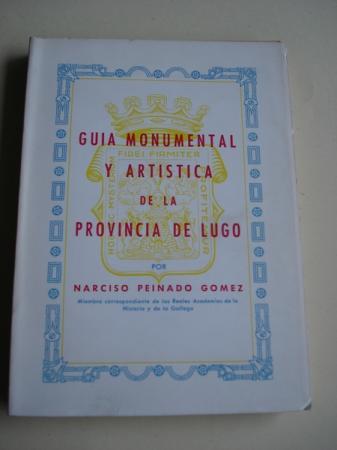 Guía monumental y artística de la provincia de Lugo
