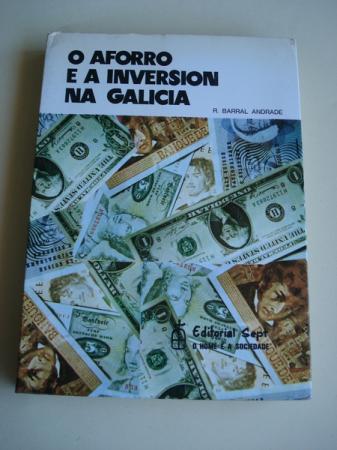 O aforro e a inversión na Galicia (Aprosimación ao estudo da estrutura do capitalismo galego)